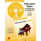 HAL LEONARD LES SOLOS POUR PIANO VOL 3