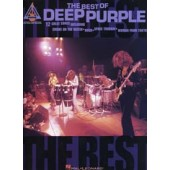 DEEP PURPLE THE BEST OF GUITARE TAB
