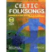 CELTIC FOLKSONGS FOR ALL AGES FLUTE OU HAUTBOIS