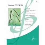 DVORAK A. QUATUOR DIT AMERICAIN OP 96 VOL 2 CLARINETTES