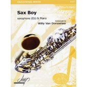 VAN DORSSELAER W. SAX BOY SAXO ALTO