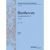 BEETHOVEN L.V. SYMPHONIE NR 9 OP 125 FINAL CHANT PIANO