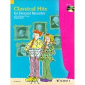 CLASSICAL HITS FOR DESCANT RECORDER