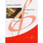 GIRARD A. DES DOIGTS D'IVOIRE PIANO