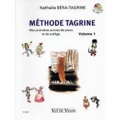 BERA-TAGRINE N. METHODE TAGRINE VOL 1 PIANO