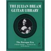 BREAM J. THE JULIAN BREAM GUITAR LIBRARY VOL 1 GUITARE