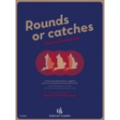 RAVENSCROFT T. ROUNDS OR CATCHES 3 OOU 11 INSTRUMENTS CLES FA ET UT