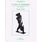 RAK S. LA DANSE DES SALTIMBANQUES GUITARES