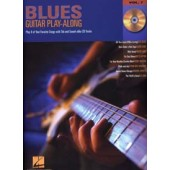 GUITAR PLAY-ALONG VOL 07 BLUES GUITARE