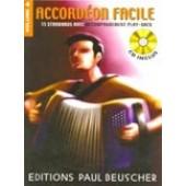 ACCORDEON FACILE VOL 4
