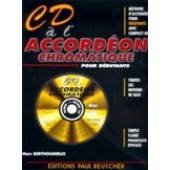 BERTHOUMIEUX M. CD A L'ACCORDEON CHROMATIQUE