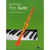 HELLBACH D. POP SUITE CLARINETTE