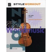IGUDESMAN A. STYLE WORKOUT VIOLON