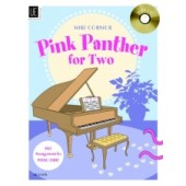 CORNICK M. THE PINK PANTHER FOR TWO PIANO DUETS