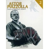 PIAZZOLLA A. TANGOS VOL 2 FOR 2 PIANOS