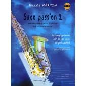MARTIN G. SAXO PASSION VOL 2 SAXOPHONE MIB OU SIB