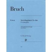 BRUCH M. QUINTETTE A CORDES MI MAJEUR