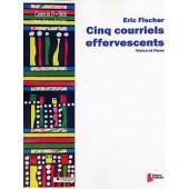 FISCHER E. COURRIELS EFFERVESCENTS VIOLON
