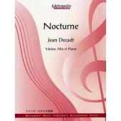 DECADT J. NOCTURNE ALTO