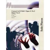 ALBINONI T. CONCERTO OP 9 N°2 HAUTBOIS