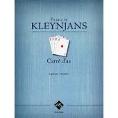 KLEYNJANS F. CARRE D'AS OP 266 GUITARES
