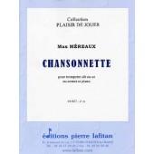 MEREAUX M. CHANSONNETTE TROMPETTE