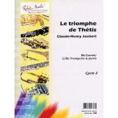 JOUBERT C.H. LE TRIOMPHE DE THETIS TROMPETTE