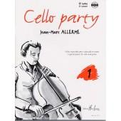 ALLERME J.M. CELLO PARTY VOL 1