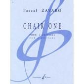 ZAVARO P. CHAIR ONE GUITARES