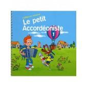 HODEAU G. LE PETIT ACCORDEONISTE VOL 1