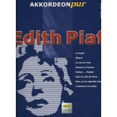 PIAF E. AKKORDEON PUR