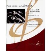 TCHAIKOVSKY P.I. SUITE DE LA BELLE AU BOIS DORMANT OP 66 CLARINETTE