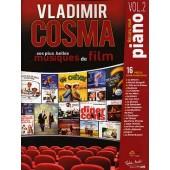 COSMA V. MUSIQUES DE FILM VOL 2 PIANO