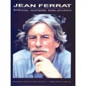 FERRAT J. SPECIAL GUITARE TABLATURE