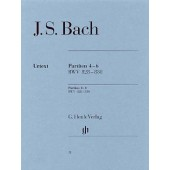 BACH J.S. 3 PARTITAS VOL 2 PIANO