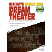 DREAM THEATER ULTIMATE MINUS ONE BATTERIE