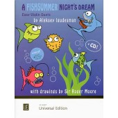 IGUDESMAN A. A FISHSUMMER NIGHT'S DREAM VIOLONS