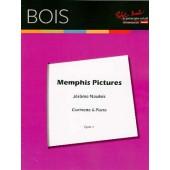 NAULAIS J. MEMPHIS PICTURES CLARINETTE PIANO