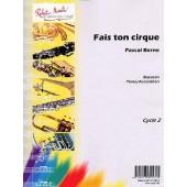 BERNE P. FAIS TON CIRQUE BASSON