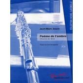 JOUVE J.M. POEME DE L'OMBRE FLUTE EN SOL