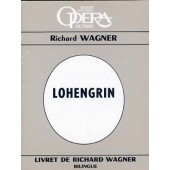 WAGNER R. LOHENGRIN LIVRET