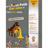 LE TOUT PETIT COR SOLOS VOL 01