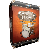 TOONTRACK CUSTOM AND VINTAGE SDX