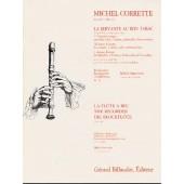 CORRETTE M. LA SERVANTE AU BON TABAC FLUTE A BEC