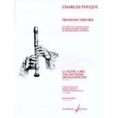 FOUQUE C. PREMIERS IMPAIRS FLUTE A BEC
