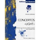 "GERVAIS P. CONCERTOS ""LIGHT"" HAUTBOIS SOLO"