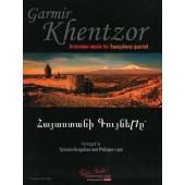 GARMIR KHENTZOR SAXOPHONES