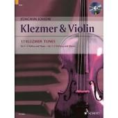 JOHOW J. KLEZMER & VIOLIN VIOLON