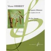 HERBIET V. LES QUATRE ELEMENTS SAXOPHONE