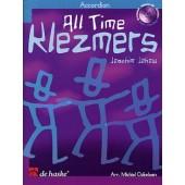JOHOW J. ALL TIME KLEZMERS ACCORDEON